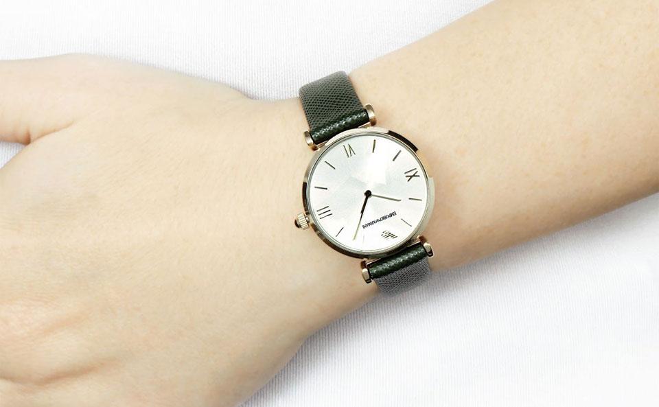 Đồng hồ Nữ cao cấp hiệu Armani chính hãng AR1726 - Armanishop.vn
