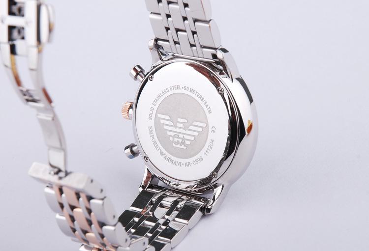 Đồng hồ Nam cao cấp hiệu Armani chính hãng AR0399 - Armanishop.vn