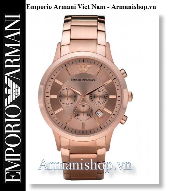 Đồng hồ Armani chính hãng AR2452 dành cho Nam tại Armanishop.vn