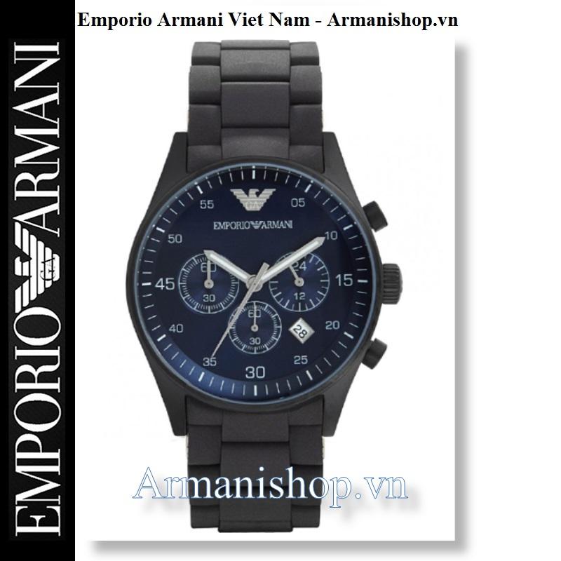 Đồng hồ Armani chính hãng AR5921 dành cho Nam tại Armanishop.vn