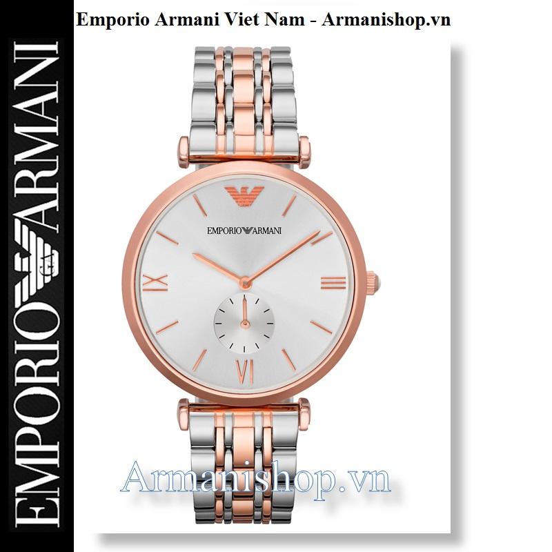 Đồng hồ Nữ cao cấp hiệu Armani chính hãng AR1677 - Armanishop.vn