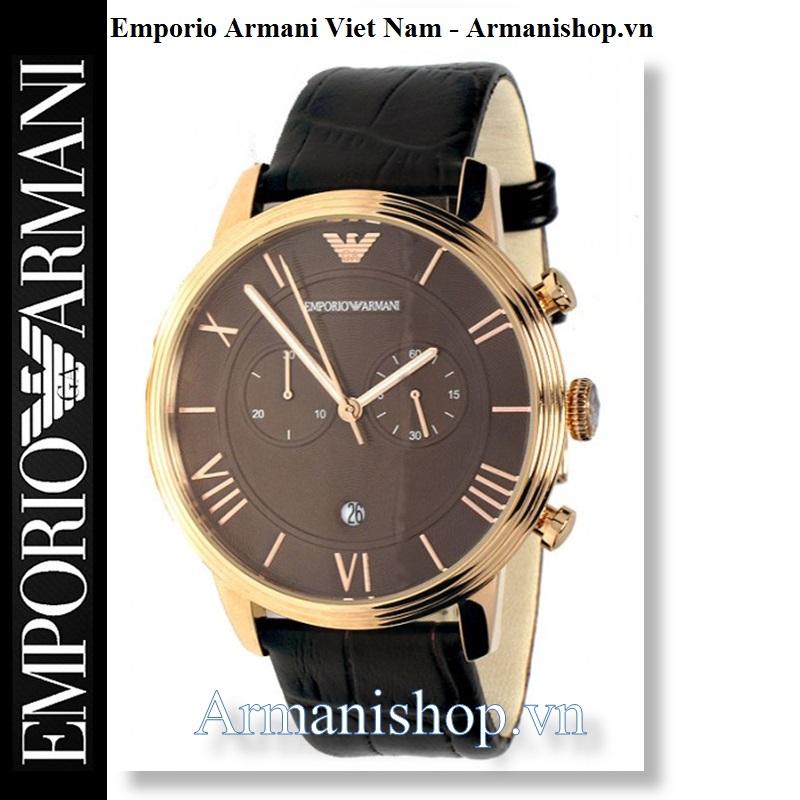 Đồng hồ Armani chính hãng AR1616 dành cho Nam tại Armanishop.vn