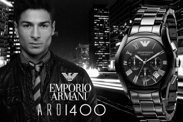 Đồng hồ Armani chính hãng AR1400 dành cho Nam tại Armanishop.vn