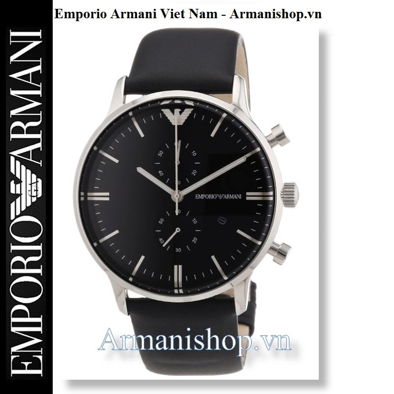Đồng hồ Nam cao cấp Armani chính hãng AR0397 tại armanishop.vn