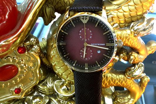 Đồng hồ Armani chính hãng AR1755 dành cho Nam tại Armanishop.vn