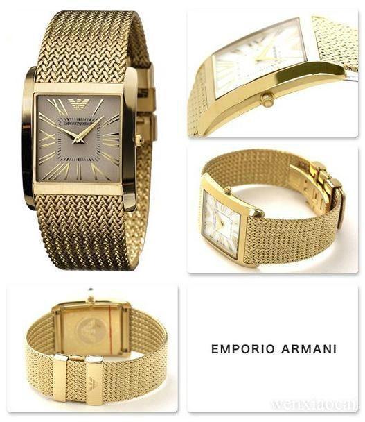 Đồng hồ Armani chính hãng AR2017 dành cho Nữ tại Armanishop.vn