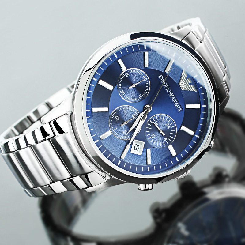 Đồng hồ Armani chính hãng AR2448 dành cho Nam tại Armanishop.vn