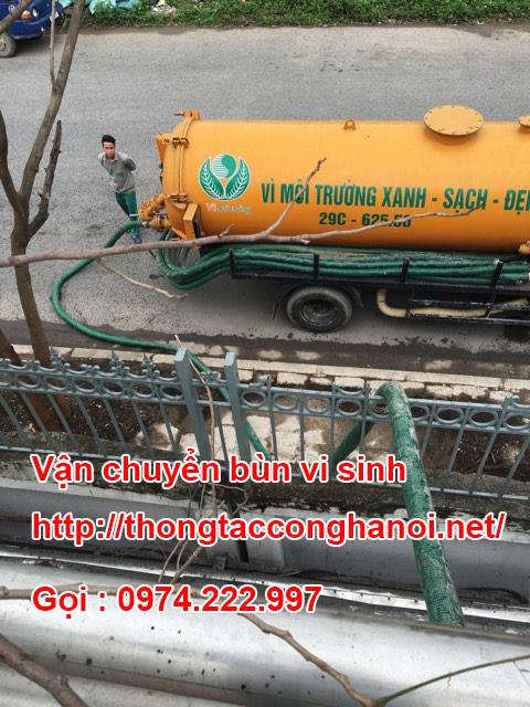 cung cấp bán bùn vi sinh