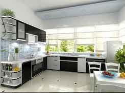 xử lý mùi hôi nhà bếp