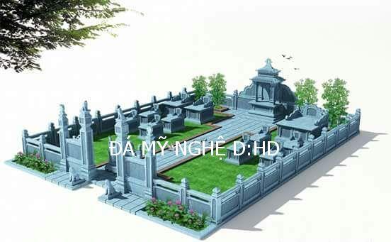 khu lăng mộ 36