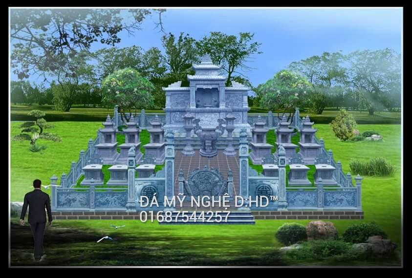 Khu lăng mộ đá