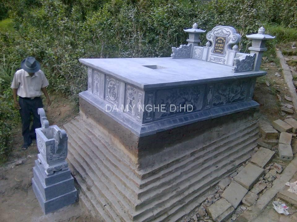 mộ tổ tam sơn đẹp