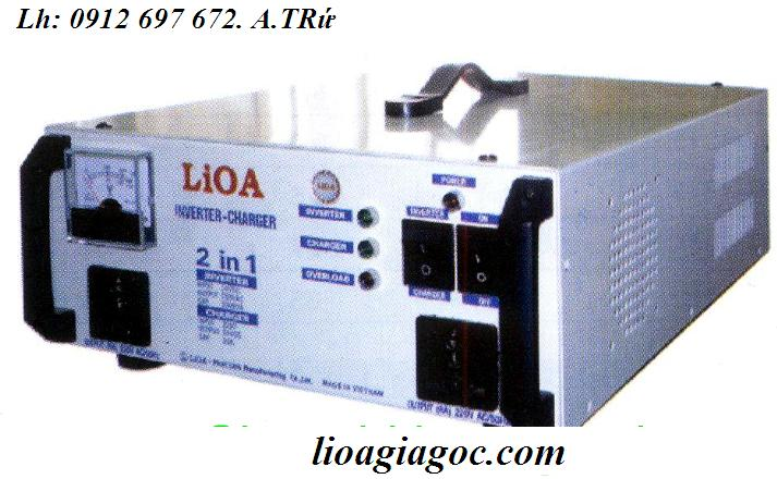 kích điện lioa 1000 va