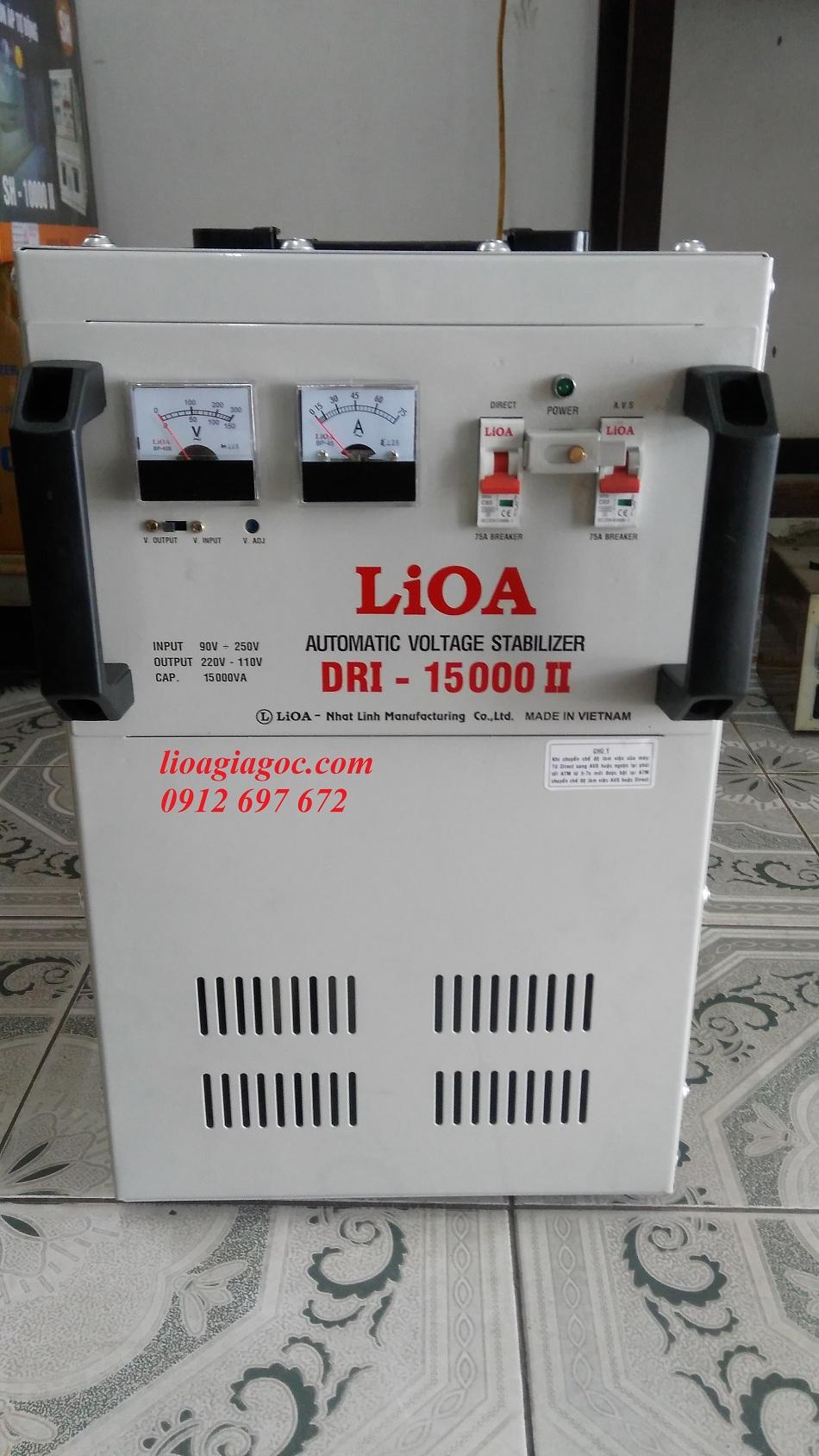lioa 15000 dr1