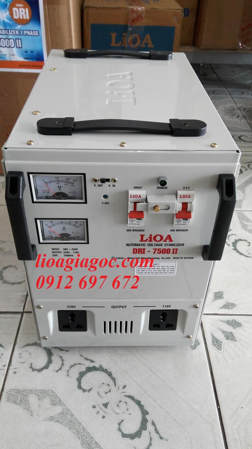 lioa 7500 dr1