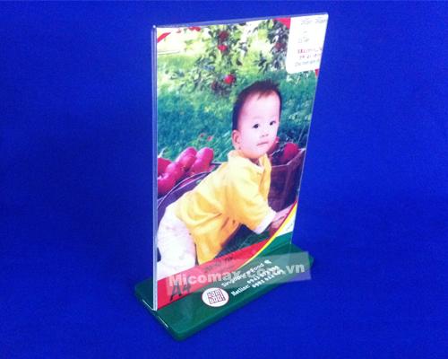 Micomax địa chỉ sản xuất kệ menu mica giá rẻ uy tín tại Hà Nội