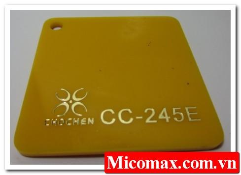 mica không xuyên sáng CC-245E