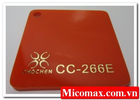 mica không xuyên sáng CC-266
