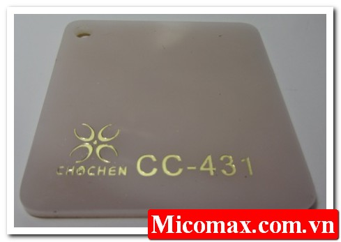 mica không xuyên sáng CC-431