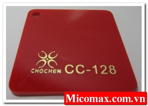 mica không xuyên sáng CC-128