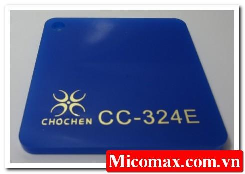 mica không xuyên sáng CC-324E
