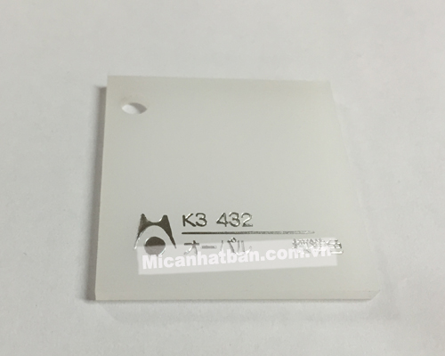 mica shinkolite k9 432