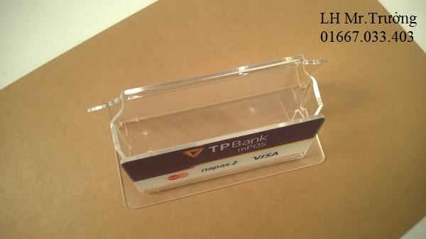 hộp đựng card visit bằng nhựa