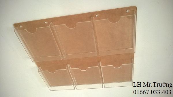 hộp đựng giấy nhiều tầng