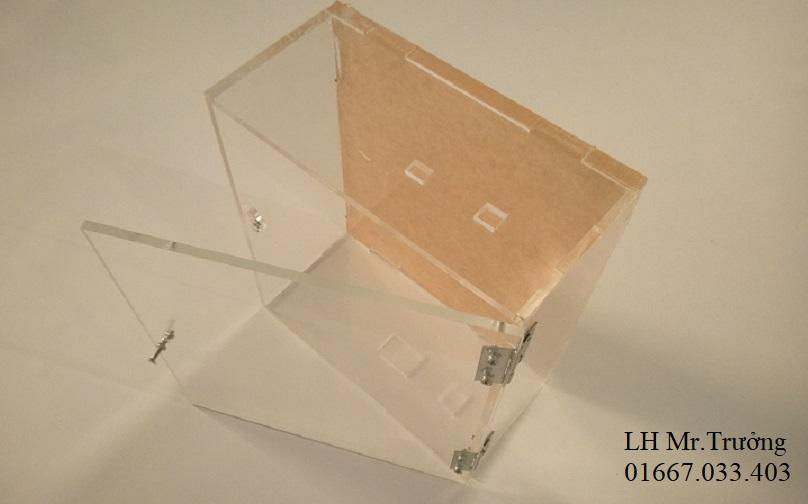 hộp nhựa a5