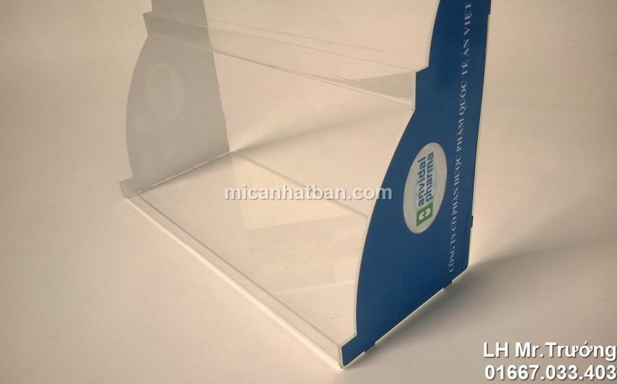 kệ nhựa đựng sữa hộp