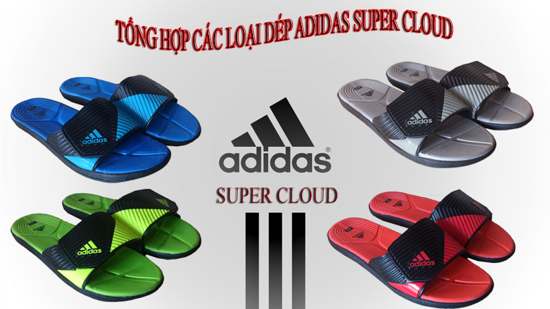 DEP ADIDAS SUPER CLOUD GIA RE