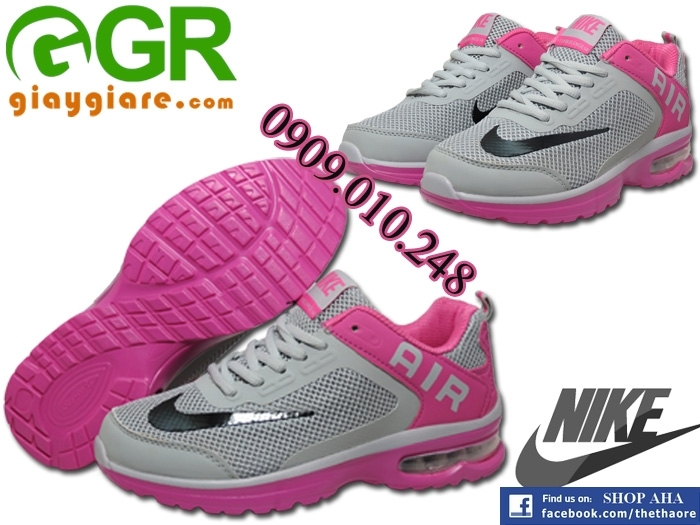 giay the thao nike air nu
