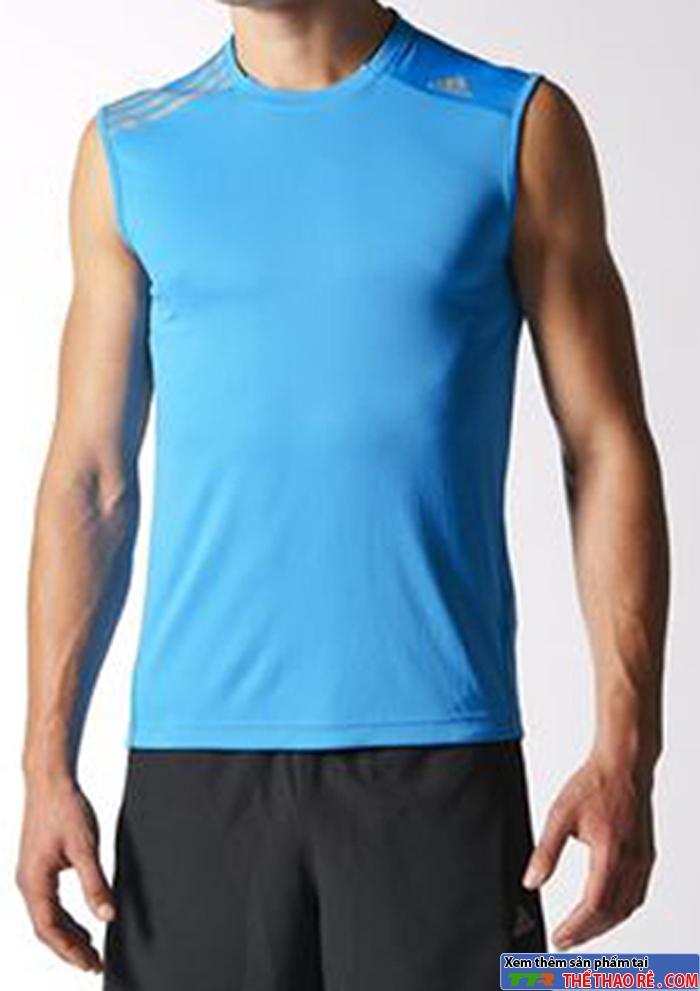 áo thể thao nam giá rẻ vải cotton 1
