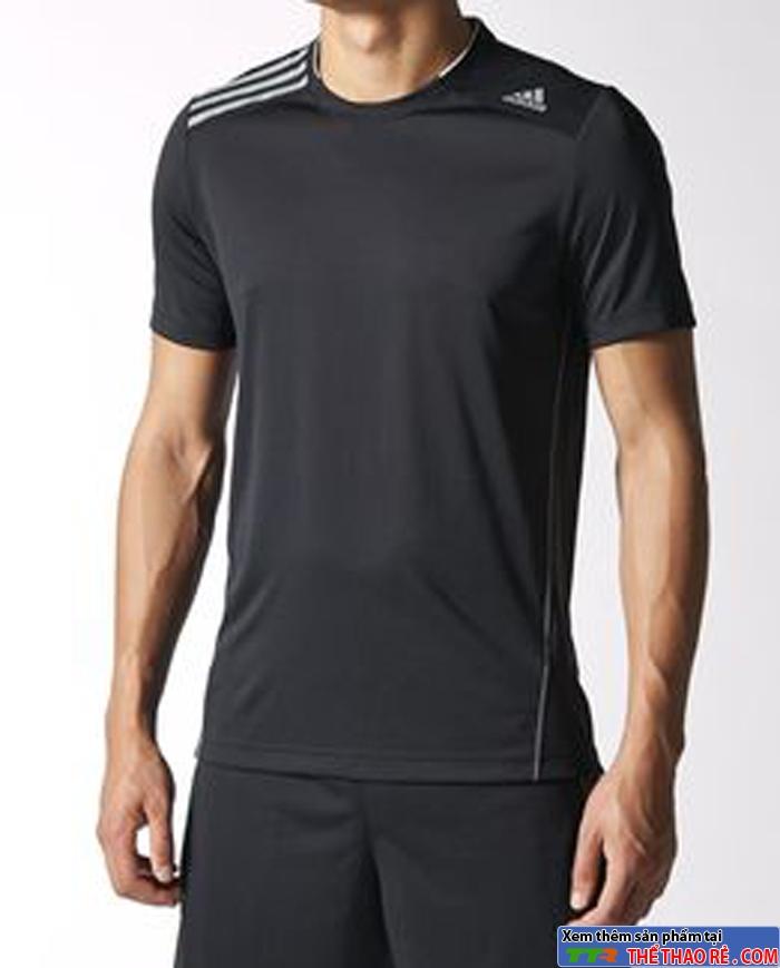 áo thể thao nam giá rẻ vải cotton 2