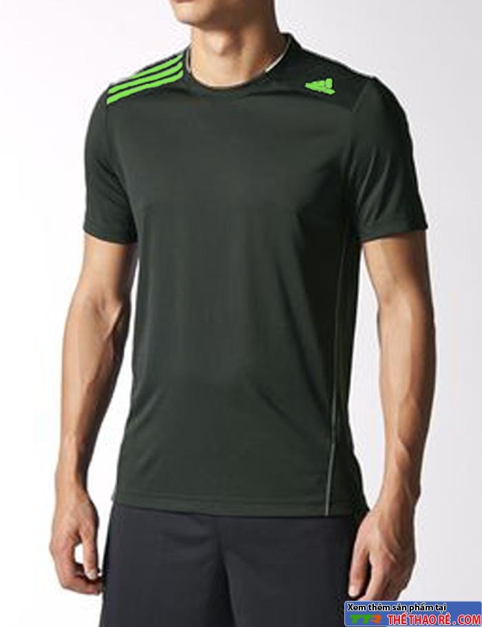 áo thể thao nam giá rẻ vải cotton 4