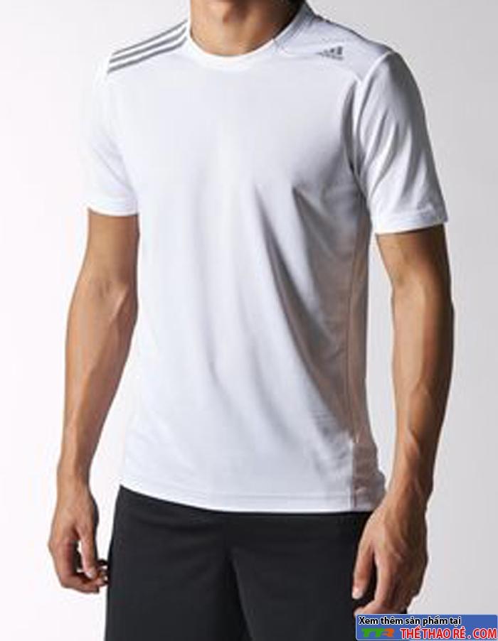 áo thể thao nam giá rẻ vải cotton 5