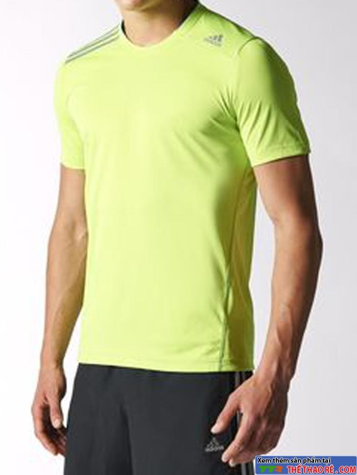 áo thể thao nam giá rẻ vải cotton 6