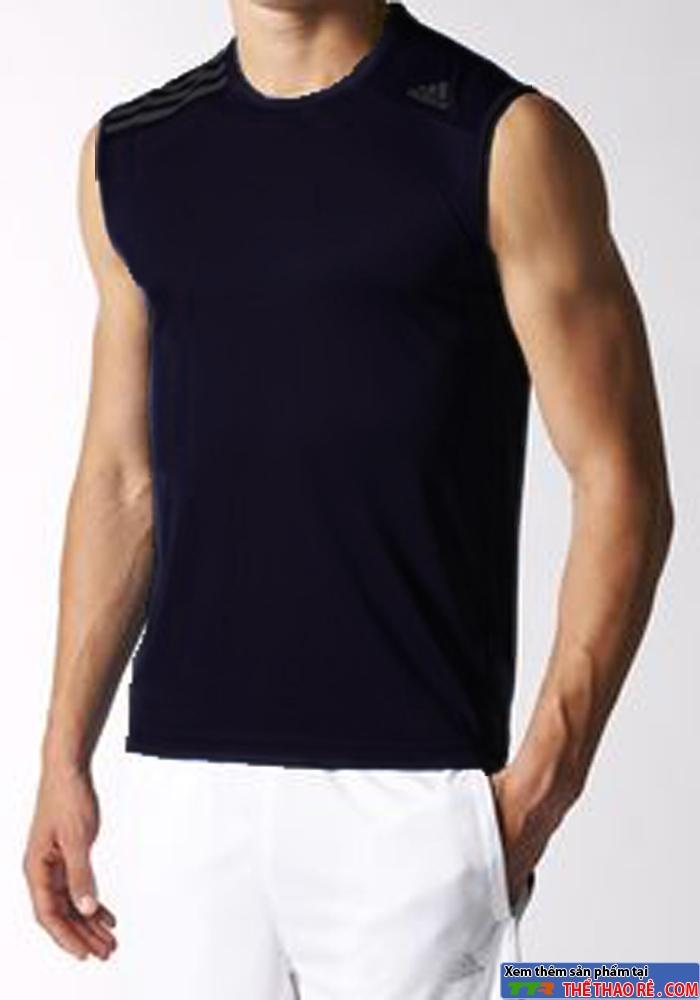 áo thể thao nam giá rẻ vải cotton 8