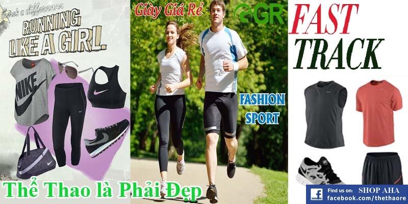 áo thể thao nam nữ giá rẻ