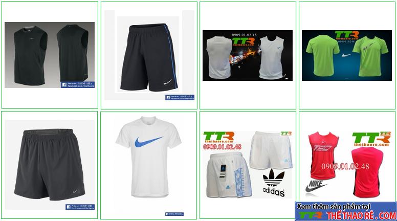áo thể thao giá rẻ