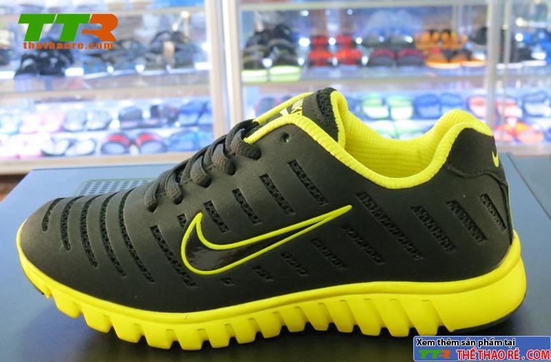 Giày Nike Super Light Đen vàng NK89