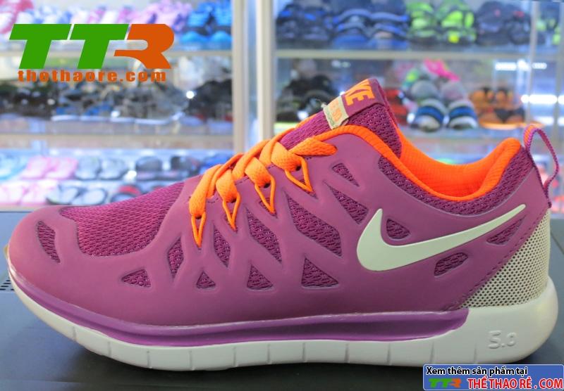 giày thể thao nữ nike slim 5