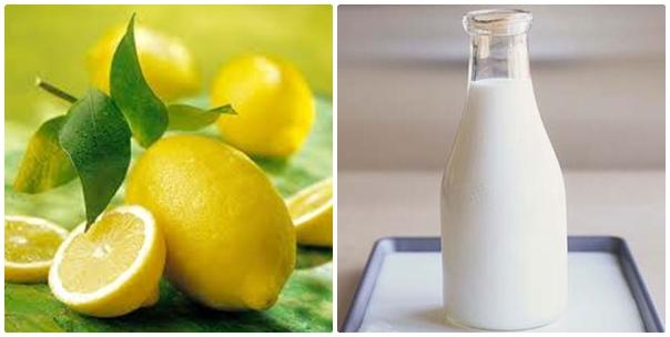 Tắm trắng sữa non bật tông da ngăm hiệu quả