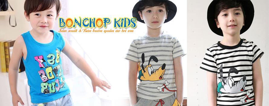 Thời trang trẻ em bé trai