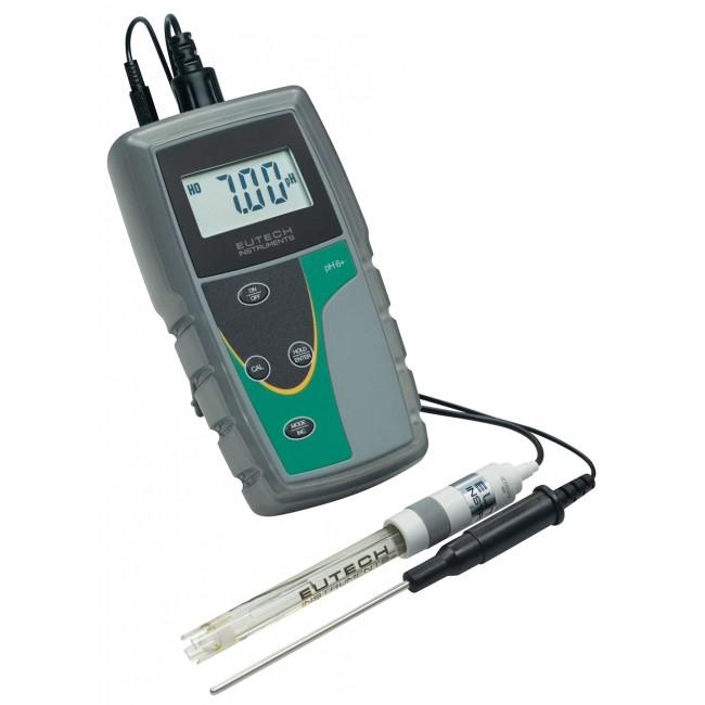 Máy đo ph5+ Eutech, Máy đo pH cầm tay
