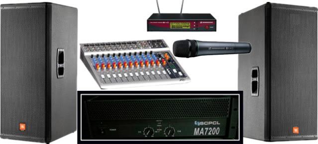 Gợi ý cách thiết kế âm thanh cho giảng đường – phòng họp – hội nghị