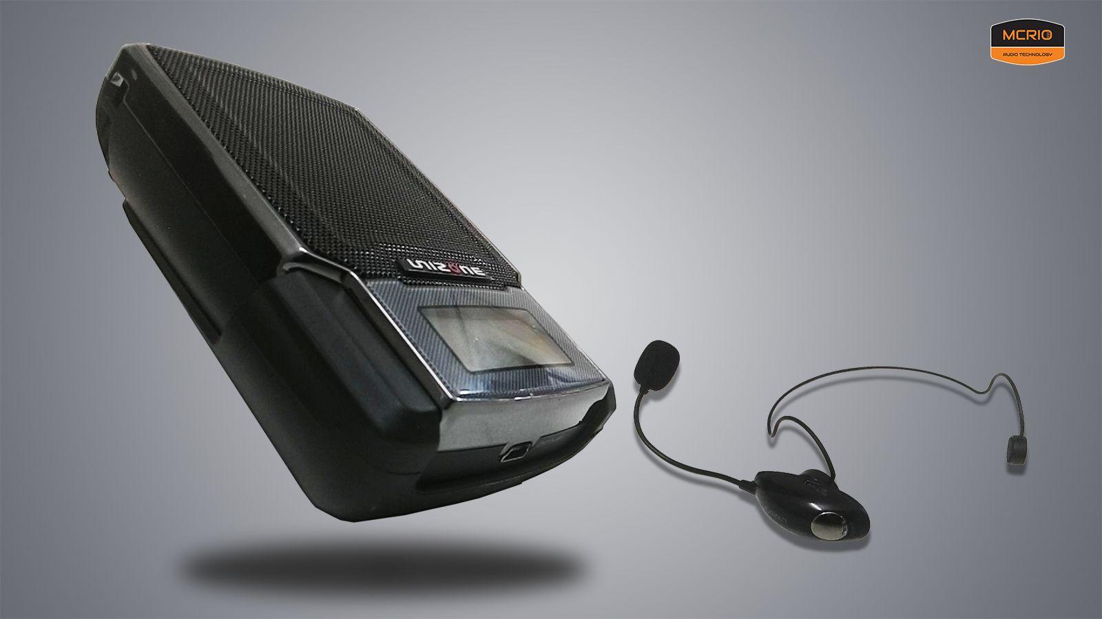 máy trợ giảng unizone 9580 F2