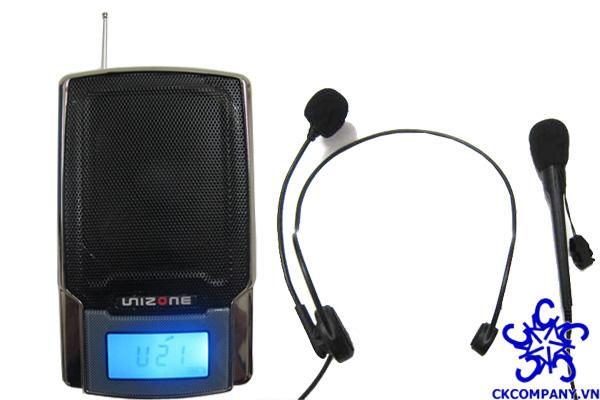 Máy trợ giảng Unizone 9288 Phiên Bản 2