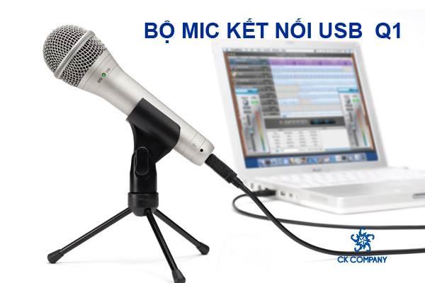 Microphone Samson Q1u