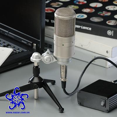 Takstar PC K200– Micro dành cho bạn mới thu âm